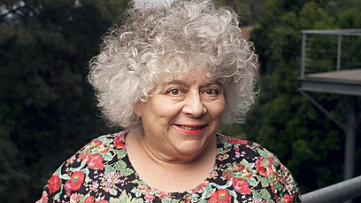 Miriam Margolyes plays Elizabeth Jolley in House of Fiction